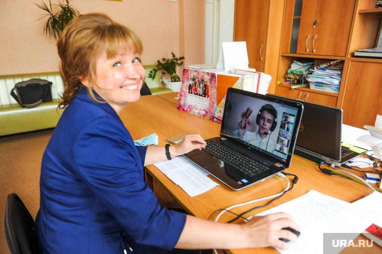 Последний звонок онлайн в гимназии 63. Челябинск