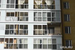 Последствия урагана в Екатеринбурге - сорванный балкон. Екатеринбург, балкон, циклон, последствия урагана, юмашева18