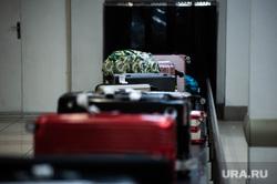 Ситуация в аэропорту Кольцово в связи с эпидемией коронавируса в Китае. Екатеринбург, аэропорт кольцово, багаж, лента