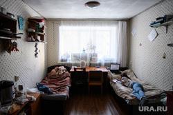 Студенты УрФУ в экзаменационный период. Екатеринбург, общежитие, общага, студенты, жилая комната