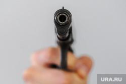 Визит Сергея Морева на межрегиональные военно-поисковые сборы. Челябинская область, Чебаркуль, оружие, пистолет тт, убийство, орудие убийства, киллер