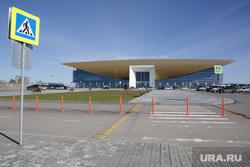 Международный аэропорт Пермь (Большое Савино). Пермь, аэропорт, пешеходный переход, большое савино, международный аэропорт пермь