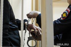 Избрание меры пресечения Евгению Пашкову. Челябинск, заключенные, осужденный, арест, решетка, подозреваемый, преступник, обвиняемый, полиция, суд, клетка, наручники, преступление, кандалы