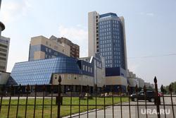Здание ликвидируемого предприятия СибНАЦ. Тюмень, сибнац