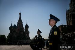 Парад Победы на Красной площади. Москва, храм василия блаженного, строй солдат, парад победы, красная площадь, 9 мая
