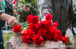 День пограничника. Курган, память героям, день пограничника, возложение цветов