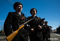 Бессмертный полк и парад Победы. Сургут, парад победы