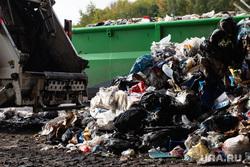 Мусороперегрузочная станция на базе полигона «Широкореченский». Екатеринбург , мусоровоз, отходы, полигон тбо, мусорка, свалка, помойка