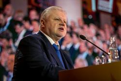 8 съезд СР. Москва, справедливая россия, миронов сергей, съезд