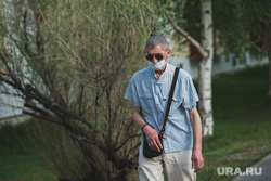 Лето в городе. Сургут, маска медицинская, масочный режим, covid-19, самоизоляция, коронавирус