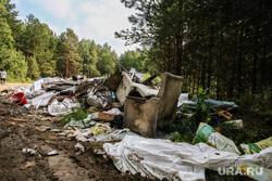 Свалка не далеко от  Тюневского сельского поселения. Тюмень, мусор в лесу, свалка, незаконная свалка