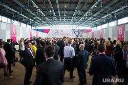 ИННОПРОМ-2017. Второй день международной выставки. Екатеринбург, иннопром, люди, выставка, толпа