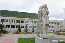 Выборы Челябинск, медицинская академия, памятник врачу
