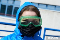 Четырнадцатый день вынужденных выходных из-за ситуации с CoVID-19. Екатеринбург, волонтеры, защитный костюм, спецодежда, мы вместе