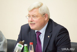 Губернаторы Томской области и ХМАО. Стрежевой, жвачкин сергей
