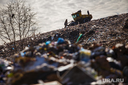Полигон ТБО и цех сортировки. «Спецавтобаза». Екатеринбург, мусор, спецтехника, тбо, гора, отходы, хлам, куча, окружающая среда, куча мусора, свалка, экология, отбросы, помои, экологическая катастрофа