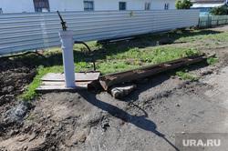 Газификация в Кварцитном Троицкого района Челябинск, водопровод, колонка с водой, водокачка