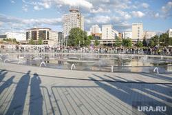День города. Пермь, город пермь, фонтан