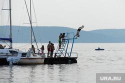 Пресс-тур по Синегорью Челябинск, база отдыха, купание, лето, тургояк, озеро, отдых