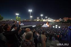 Ural Music Night 2017. Ночь Музыки. Екатеринбург, исторический сквер, плотинка, ночь музыки, ural music night, толпа