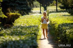 Жара в Екатеринбурге. Фонтан в дендропарке и Плотинка, прогулка, парк, лето