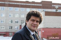 Объезд Высокинским горбольниц. Екатеринбург