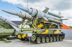 Клипарт depositphotos.com, ракета, пво, противовоздушная оборона, пусковая установка