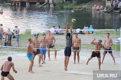 Пресс-тур по Синегорью Челябинск, отдых, волейбол, пляж, база отдыха, лето, тургояк