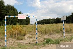 Вырубка леса КГСХА Курганская область, нефтепровод