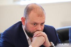 Визит врио губернатора Курганской области Шумкова Вадима в Шадринск, воробьев анатолий