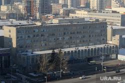 Виды Екатеринбурга, ургэу, синх, уральский государственный экономический университет