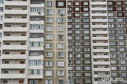 Виды Екатеринбурга, высотка, жилой дом, многоэтажный дом, жилой фонд, город, многоквартирный дом