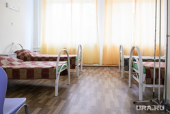 Объезд Высокинским горбольниц. Екатеринбург, больничная палата, цгб6