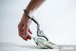 Клипарт по теме Деньги, банковская карта, взятка. Сургут, деньги, руки в наручниках, финансовое преступление, взятка, наручники, доллары, финансовое рабство, рука