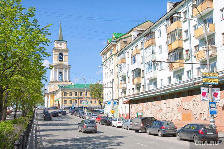 Пермь. Городские пейзажи