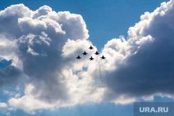 Пилотируемая группа «Стрижи». Магнитогорск, самолеты, облака, стрижи, миг-29, авиашоу, показательные выступления
