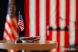 День независимости США в Хаятте. Екатеринбург, сша, американский флаг