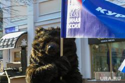 День народного единства. Челябинск, единая россия, медведь