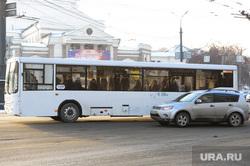 Автобусы. Челябинск.