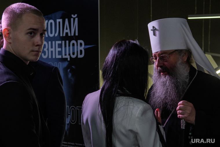 Открытие мультимедийной выставки про разведчика Николая Кузнецова. Екатеринбург