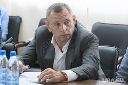 Заседание совета Общественной палаты СО. Екатеринбург, майзель сергей
