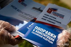 Голосование по внесению поправок в Конституцию РФ. Екатеринбург, буклет, голосование, поправки в конституцию, общероссийское голосование