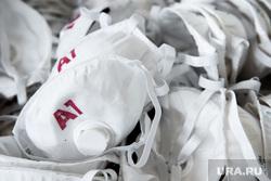 Респираторный цех на производственном предприятии «Уралспецзащита». Свердловская область, Полевской, производство, защита, респиратор, респираторная маска, маска на лицо, covid-19, covid19, коронавирус, респираторный цех