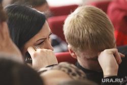 Оглашение приговора по делу о беспорядках в Сагре. Екатеринбург, усталость