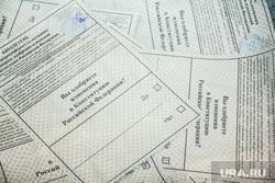 Клипарт. Магнитогорск, конституция рф, урна, голосование, бюллетень
