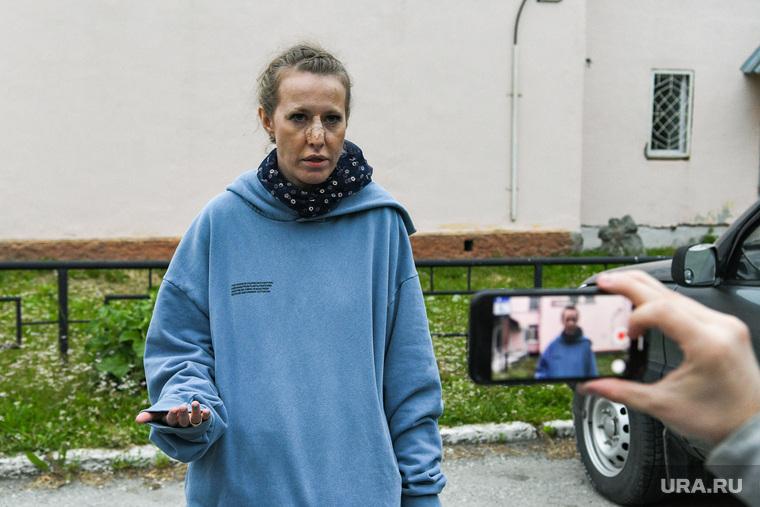 Среднеуральский женский монастырь, где было совершенно нападение на на съемочную группу телеведущей Ксении Собчак. Свердловская область