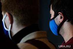Переезд Екатеринбургский театр кукол в здание кинотеатра «Колизей». Екатеринбург, эпидемия, защитная маска, маска на лицо, covid19, коронавирус, пандемия коронавируса
