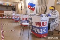 Голосование за поправки в конституцию 2020, г. Пермь, голосование