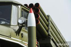Открытие памятника реактивной системе залпового огня «Град». Челябинск, ракетная установка, система град