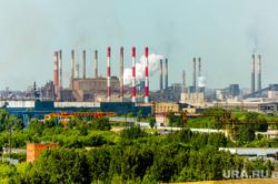 Рекультивация городской свалки. Челябинск, дым, трубы, мечел, смог, металлургический завод, нму, экология